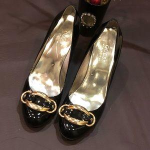 GUESS By Marciano Heel Classic Pump Shoe